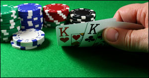 Texas Hold 'em Poker wird immer beliebter, weil man es auch online spielen kann