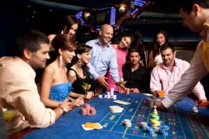 Etikette ist in vielen Casinos wichtig. Fashion Shows können bei der Wahl der Abendgarderobe helfen.