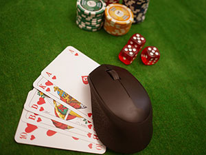 Online-Casinos sind beliebt unter Glücksspielfans.